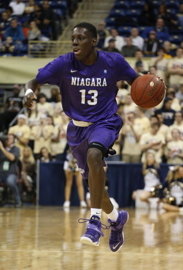 NCAA Basketball: Niagara at Pittsburgh